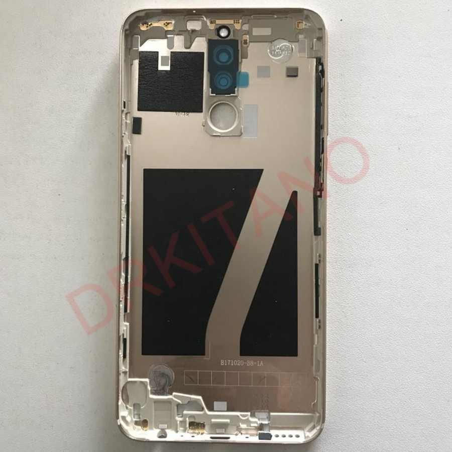 Per Huawei Mate 10 Lite Alloggiamento Posteriore Porta Posteriore di Caso Della Copertura Posteriore Della Batteria Nova 2i RNE-L21 Per Huawei Mate 10 Lite coperchio Della batteria Sostituire