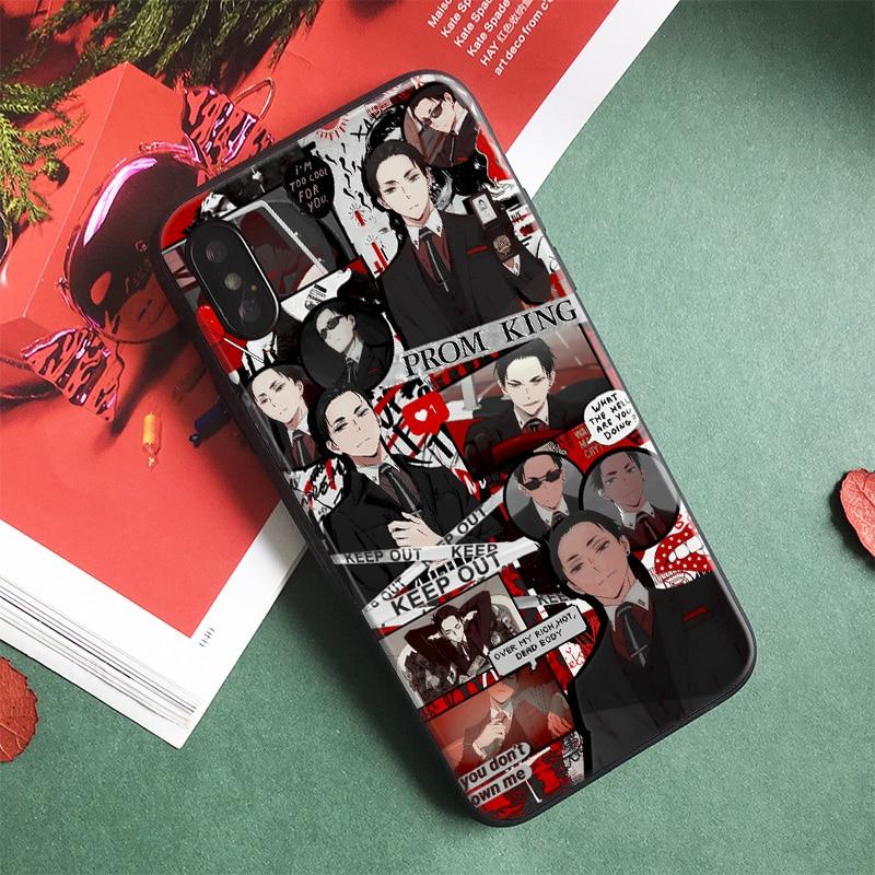 Daisuke Kambe Fugou Keiji Balance Unlimited Soft Silicone Phone Case Cover Shell For iPhone SE 7 8 Plus X XR XS 11 Pro Max