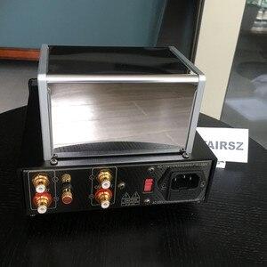 Image 4 - Preamplificatore Stereo 110 240V della metropolitana di vuoto di MS23B della piattaforma girevole di RIAA della fase MM di Phono dellamplificatore della metropolitana della valvola di YAQIN MS 23B