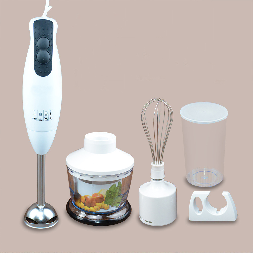 Food Mixer Processor Detachable Hand Held Electric Stirring Machine Juicer Meat Grinder Chopper Whisk Egg Beater Blender EU US