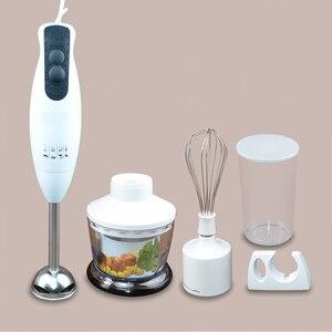 Food Mixer Processor Detachable Hand Held Electric stirring Machine Juicer Meat Grinder Chopper Whisk Egg Beater Blender EU US