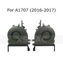 A1707 cpu cooler ventilador de refrigeração para macbook pro retina 15