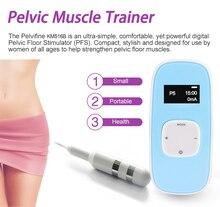 Dez ems assoalho pélvico estimulador muscular vaginal trainer kegel exercitador mulher melhorar incontinência sensação íntima apertar