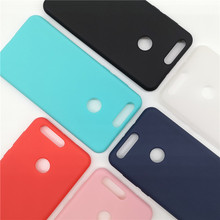 For Huawei Honor 8 Lite Case Soft TPU For Honor 8A 8S Case Silicone Phone Cases For Protector Huawei Honor 9 Lite Case Bumper