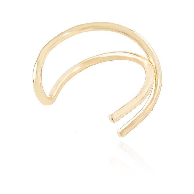 11 gold clip