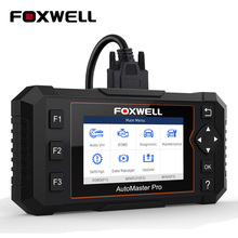 FOXWELL NT614 Elite OBD2 Scanner Auto Car Diagnostic Scan Tool Engine ABS SRS AT Oil EPB Reset ODB2 OBD Code Reader Free Update