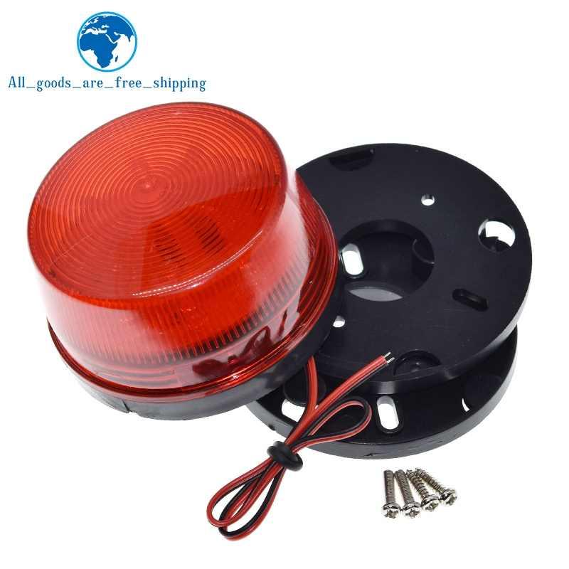 DC12V Led Warning Traffic Signal Strobe Warning Flash Alarm Light For Arduino W