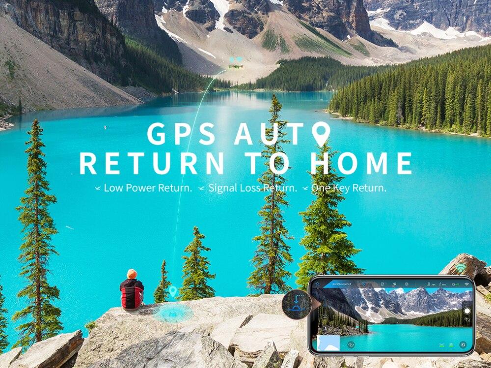 GPS 返航(GPS RTH)