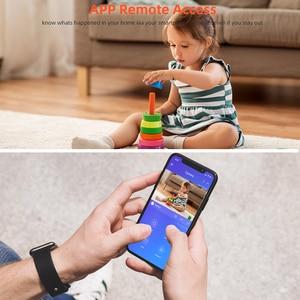 Image 5 - SONOFF GK 200MP2 B 1080P HD Wireless Smart Wifi Camera IP Mini Ewelink 360 IR Baby Monitor Security Alarm work with Google Home