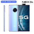 Original vivo Nex 3s Dual-mode 5G Smartphone 8GB 256GB Snapdragon 865 Celular WiFi 6 64.0MP Camera NFC Android 10 Cell Phone