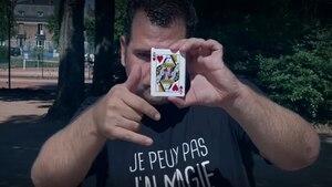 Image 2 - JET BOX da Mickael Chatelain (Espediente + Istruzioni On Line) trucchi con le carte Magia Divertente Close up Magia Della Carta Scatola di Cambiamenti di Illusioni