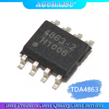 5pcs/lot TDA4863-2 SOP-8 4863-2 SOP8 TDA4863 SOP TDA4863G TDA4863-2G 4863G 4863-2G new original