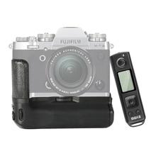 مايكه MK XT3 برو بطارية قلوية جهاز التحكم من بعد اليد قبضة ل فوجي فيلم X T3