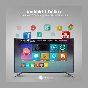 Image 2 - Mecool TV BOX NEW Beelink GT KING Android 9.0 TVBOX S922X Quad core 4GB+64GB BOX TV Bluetooth 4.1 1000M LAN USB 3.0 SET TOP BOX