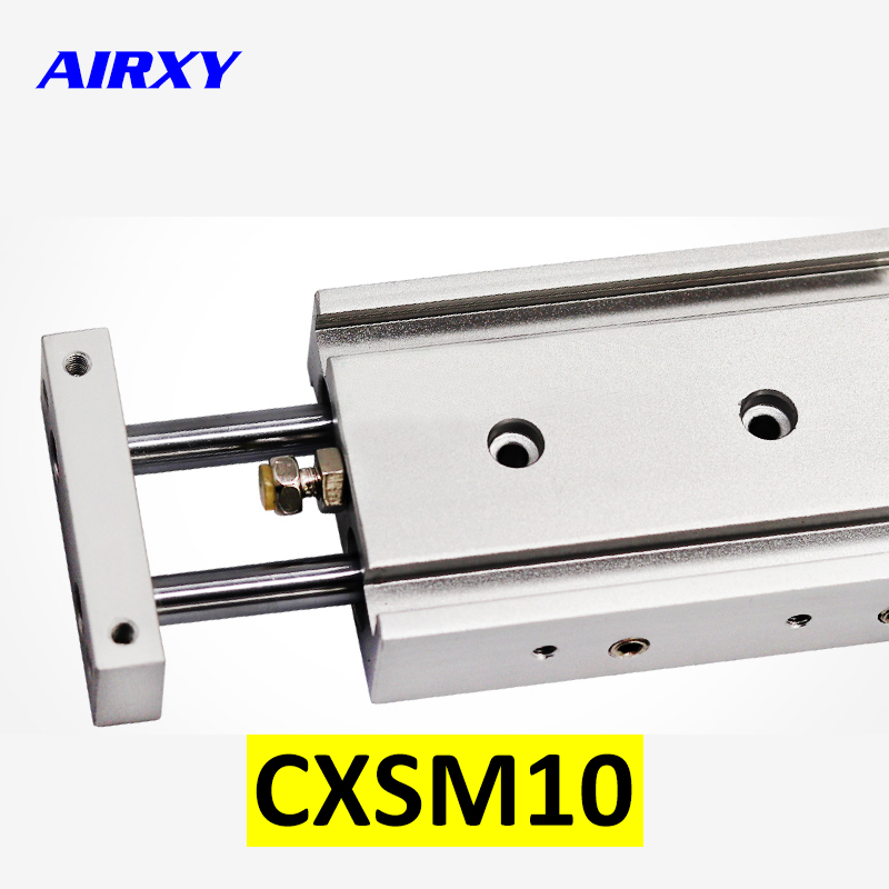 CXSM series Bore 10mm Double Acting Air Cylinder CXSM10*10 CXSM10*20 CXSM10*30 CXSM10-40 CXSM10-70 CXSM10-75