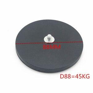 Image 5 - Magnetische magnet auto motorrad saugnapf halterung 1/4 Schraube Montieren DSLR Kamera Zubehör Punkt für kamera camcorder smartphone