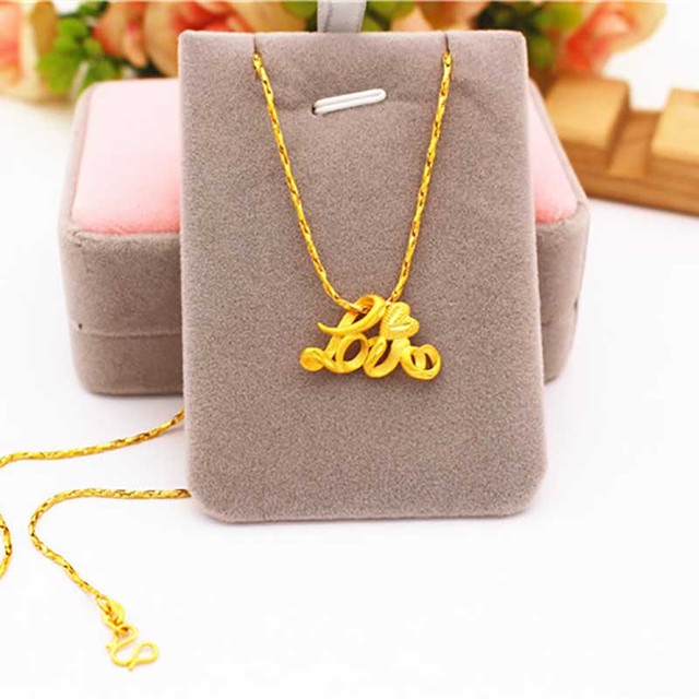 Charm Pendant Necklaces for Women 24K gold Strands Simple Leaf butterfly Tassel Friendship wedding jewelry Statement Necklaces