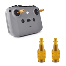 Startrc mavic ar 2 s controle remoto polegar rocker vara capa protetor para dji mavic ar 2 inteligente controlador acessórios haste