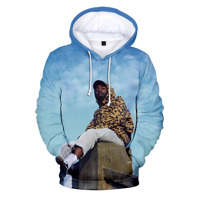 GIVEON THEMED 3D HOODIE (9 VARIAN)