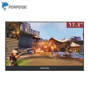 15,3-дюймовый сверхпортативный монитор 1920*1080P IPS экран, USB дисплей со складным держателем для HDMI PS3 PS4 XBOX для ПК