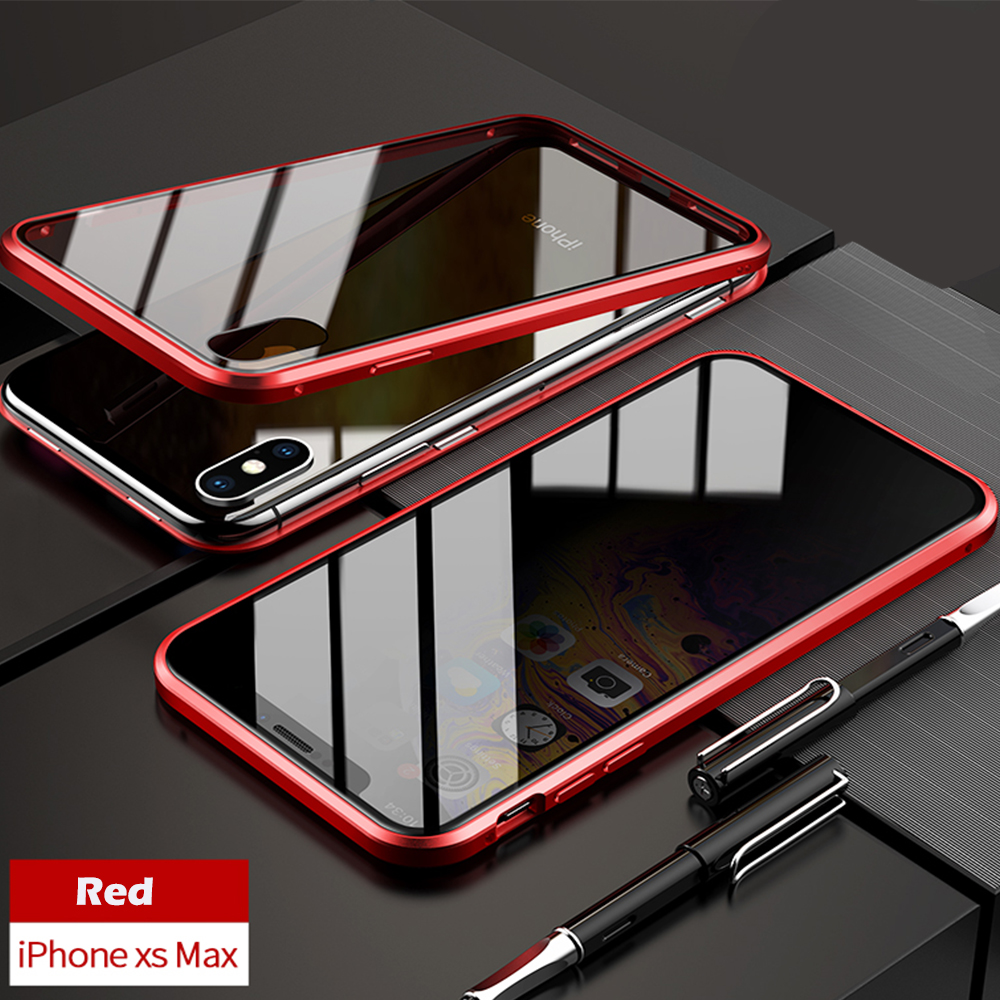 for iP XS MAX Red