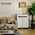 Креативная индивидуальная светодиодная Напольная Лампа  современный минималистичный потолочный светильник для гостиной  спальни