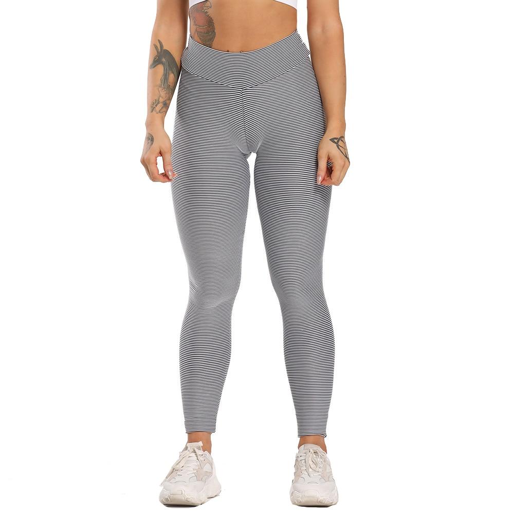 Women Sport Textured Booty Leggings 13
