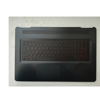 90% New used condition Palmrest Upper Cover Top case Keyboard housing Cover For hp Omen 17 W120TX 17 W 17 AX101TX