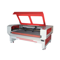 AUTO feeding CNC double cutting heads laser cutting engraving machine from iGolden