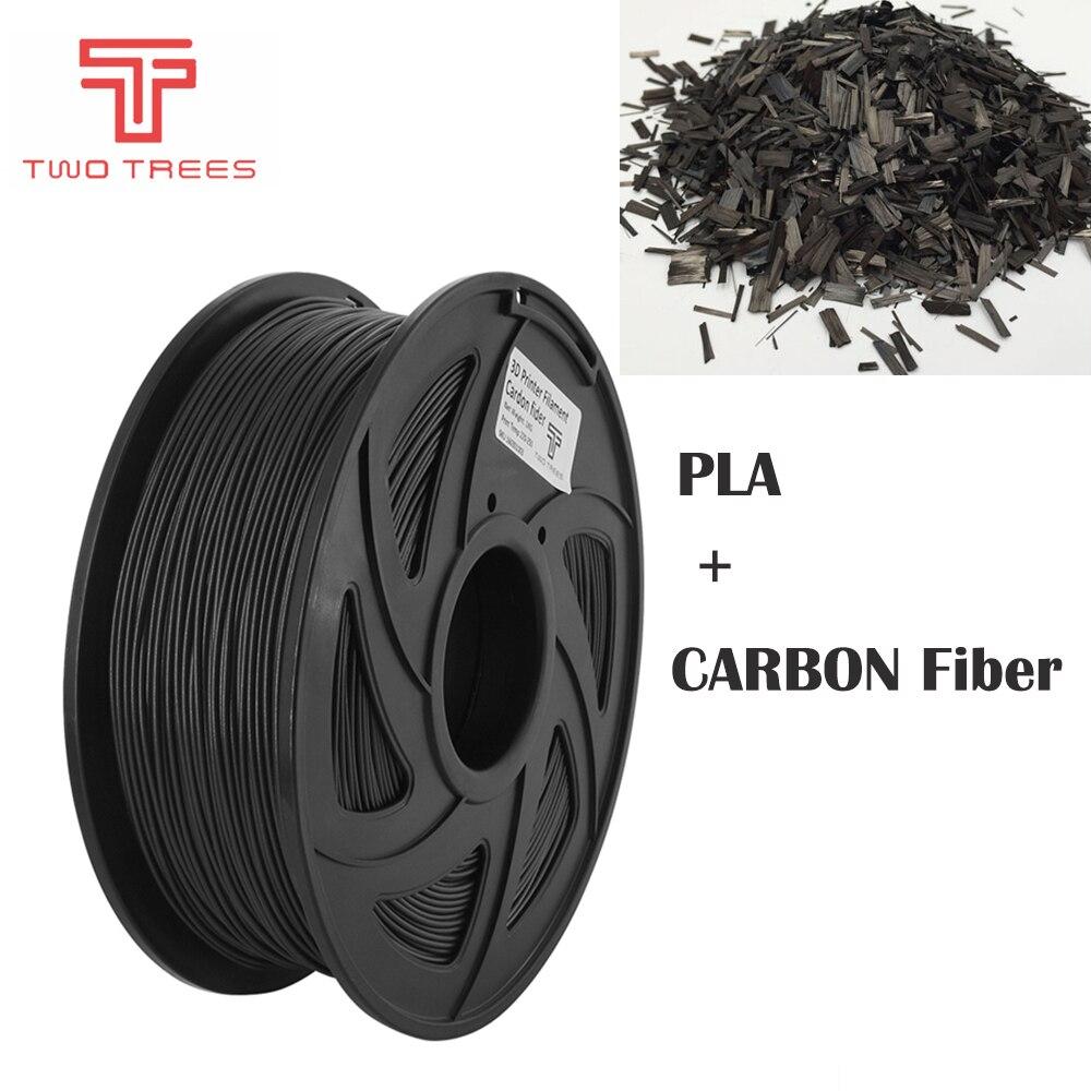 Two Trees filament fibre de carbone PLA 1kg 1.75mm