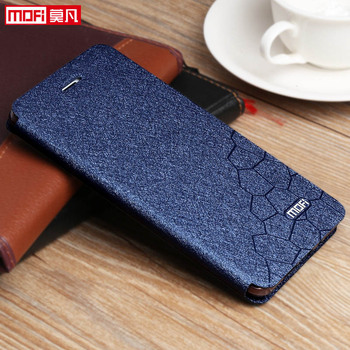 case for xiaomi redmi note 8t case 8 t leather mofi Redmi Note 8T Cover original redmi note8t case stand back silicon coque men