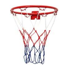 Подвесной баскетбольный настенный ободок для гол, баскетбольный обруч, Подвесной Настенный ободок для гол для игр в помещении и на открытом...
