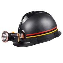 Miners-Helmet Charging-Headlights Hard-Hat Abs-Material Construction-Working ANPWOO