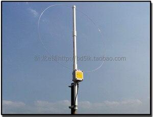 Image 1 - K 180WLA Active Loop Broadband Receiving Antenna 0.1MHz 180MHz 20dBi SDR radio antenna: LOOP small loop short wave antenna