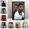 21 Savage plakaty i druki raper muzyka gwiazda ściana zdjęcia artystyczne plakat na płótnie malarstwo do dekoracji wnętrz