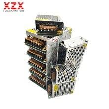 Transformateur d'alimentation Led dc 5v 2/5/6/8/10/20/30/40/60A, courant Constant, adaptateur de pilote d'alimentation Led