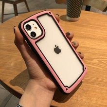 19709 silicone case for iphone11pro max protective back cover
