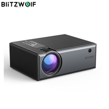 Blitzwolf BW-VP1 LCD Projector 2800 Lumens Multiple Ports Portable Smart Home Th
