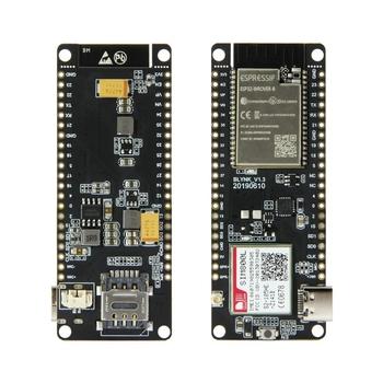 TTGO t-call V1 3 ESP32 moduł bezprzewodowy antena SIM karta SIM moduł SIM800L i antena GSM GPRS dla arduino tanie i dobre opinie WAVGAT CN (pochodzenie) Nowy ESP32 Wireless Module -40-+85 2 7V-3 6V 500mA
