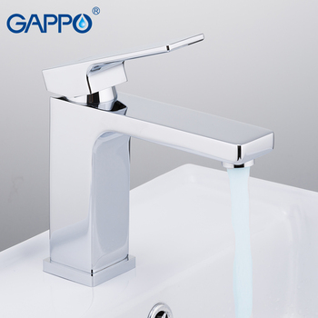 GAPPO basin faucet bathroom faucets deck mounted mixer waterfall faucet basin sink bath mixer tap faucets 8