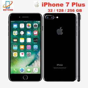 Apple iPhone 7 Plus Original Unlocked 32GB 3gb LTE/GSM/WCDMA Nfc Adaptive Fast Charge