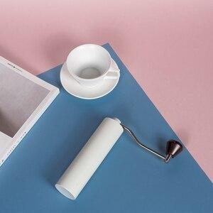Image 5 - Timemore di Castagno SOTTILE di Alta qualità Manuale macinino Da Caffè 45 MILLIMETRI di Alluminio Caffè miller 20g Mini Macchine Da Caffè di fresatura macchina