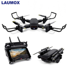 LAUMOX M70 RC Drone Optical With 4K HD Camera 1080P FPV Follow Me Quadcopter Hel