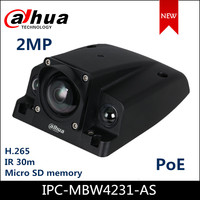 Dahua IP Camera IPC MBW4231 AS 2MP IR Mobile Network Camera Support PoE Security Camera