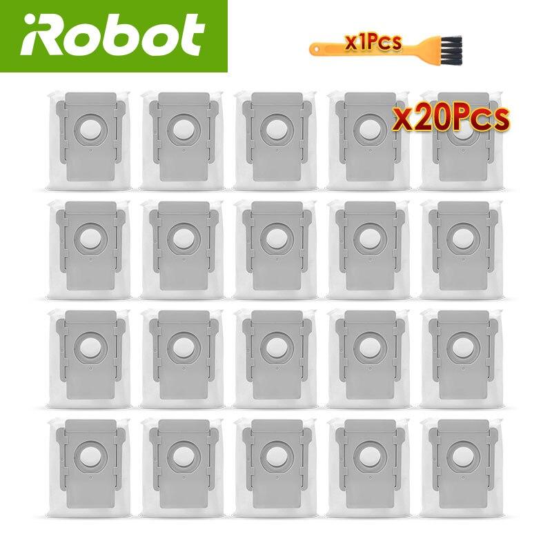 Para irobot roomba acessórios de substituição i7 plus e5 e6 s9 s9 + robô aspirador pó sacos varrendo peças reposição