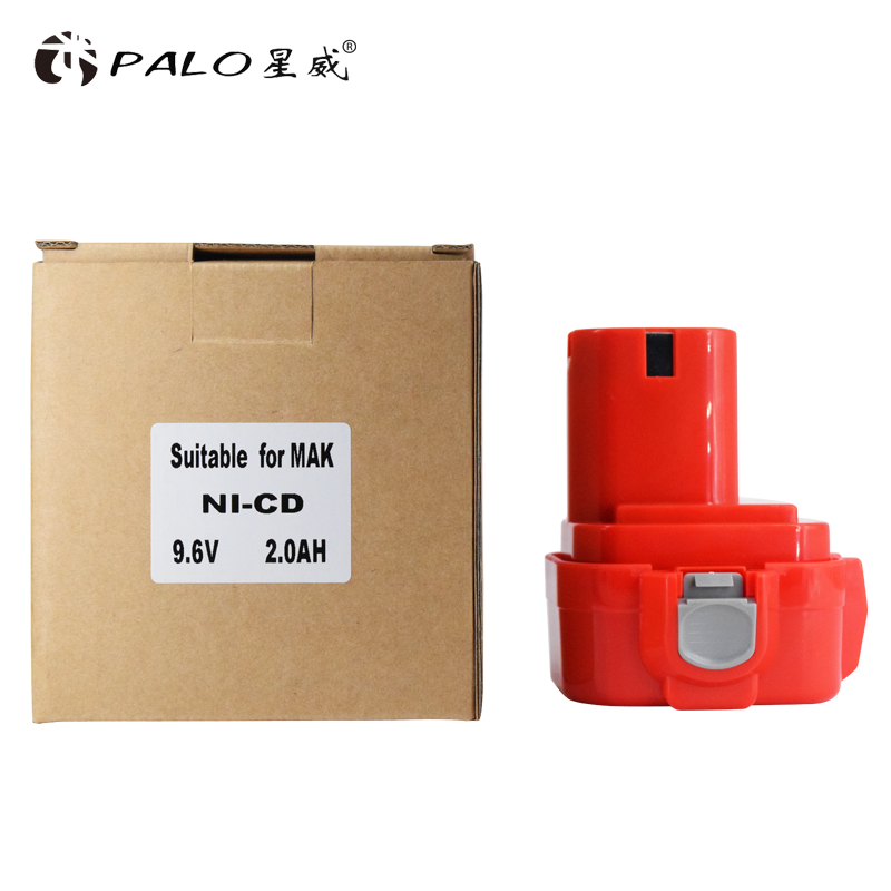 for <font><b>MAKITA</b></font> power tool <font><b>battery</b></font> 2000mAh <font><b>9.6V</b></font> 2.0Ah Ni-cd for <font><b>MAKITA</b></font> <font><b>9120</b></font> 9122 9133 9134 9135 9135A 6222D 6260D image