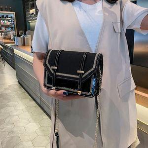 All-Match Small 2020 New Summer Fashion Mini Bag PU Shoulder Messenger Bag Chain Small Bag