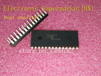 Free shipping! 10pcs/lots PIC16F57-I/P PIC16F57 DIP-28 IC In stock! 12f629 pic12f629 i p dip 8