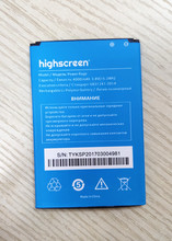 Real 4000mAh Power Rage battery For Highscreen Power Rage Mobile phone battery цена и фото
