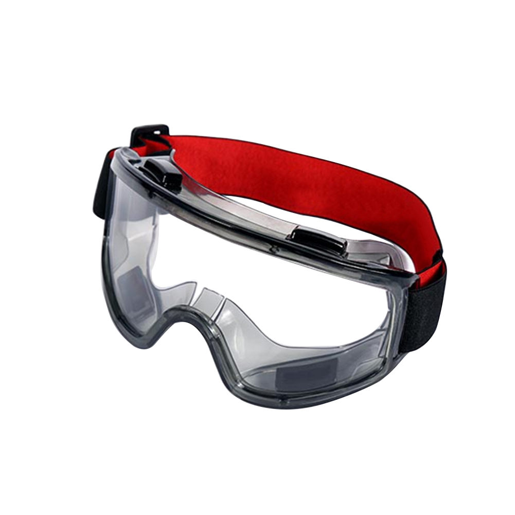 Eye-Safety-Goggles Eyewear Anti-Fog-Protective-Glasses Windproof Clear Ergonomic Working